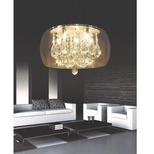 NOWOCZESNA LAMPA WISZĄCA TOSSO D40 CLEAR porównaj zanim kupisz