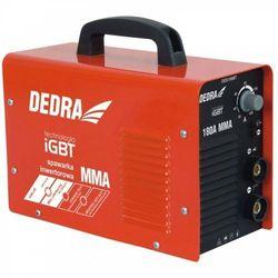 Spawarka inwentorowa DEDRA DESi199BT IGBT MMA 180A