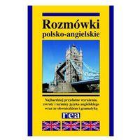 Rozmówki polsko - angielskie ze słowniczkiem turystycznym (opr. miękka)
