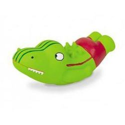 Zabawka dla zwierząt Nobby Swim-Croco 20cm Zielona