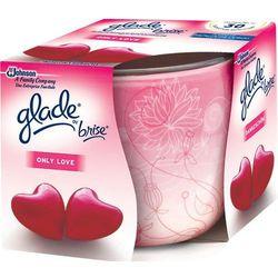 Glade by Brise, Only Love, świeca zapachowa