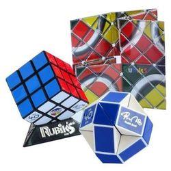 TM Toys Kostka Rubika zestaw 3w1 edycja 40-lecie