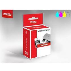 IC+ Głowica Canon CL-38 Color 13ml - EU refabrykowany - Pixma iP1800/ iP1900/ iP2500/ iP2600/ MP140/ MP190
