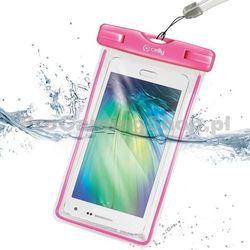Etui wodoszczelne Celly do HTC Desire 510, różowy