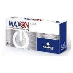 MAXON ACTIVE 2 TABLETKI