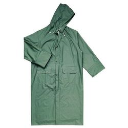 Płaszcz przeciwdeszczowy Delta Plus, XXL Zielony
