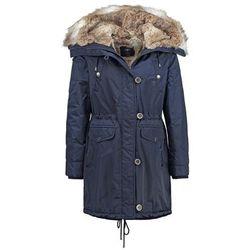 Halifax Traders Płaszcz zimowy persian blue