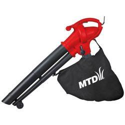Odkurzacz do liści MTD BV 2500 E + DARMOWA DOSTAWA! + Gwarancja dostawy przed Świętami!