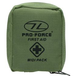 Pro-Force Apteczka Survivalowa Military First Aid Midi Pack Oliv