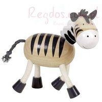 Figurka Amy&Friends, giętka zebra