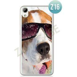 Obudowa Zolti Ultra Slim Case - HTC Desire 626 - Psy - Wzór Z16 - Z16