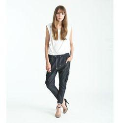 Spodnie Pocket lover denim slim