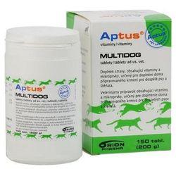 ORION PHARMA Aptus MultiDog preparat witaminowo-mineralny dla psów 150tabl.