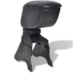Czarny uniwersalny podłokietnik do samochodu Zapisz się do naszego Newslettera i odbierz voucher 20 PLN na zakupy w VidaXL!