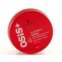 SCHWARZKOPF OSiS+ Flexwax Bardzo mocny wosk do nadania tekstury 50 ml