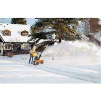 PŁUG ŚNIEŻNY ŚNIEGU ODŚNIEŻARKA ODŚNIEŻARKI ELEKTRYCZNA STIGA SNOW ELECTRIC 45 - 18-2802-32