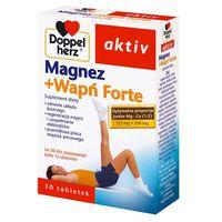 Doppel herz aktiv magnez+wapń forte x 30 tabl