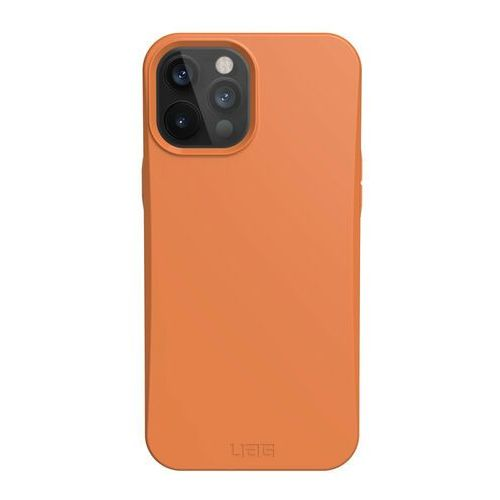 UAG Outback Bio obudowa biodegradowalna na iPhone 12 PRO MAX (Orange)