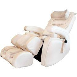 Fotel masujący FINNSPA PREMION CREME - SALONY WARSZAWA, ŁÓDŹ, WROCŁAW, GLIWICE - ZAPRASZAMY
