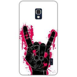 Fantastic Case - LG Swift F6 - etui na telefon - rock