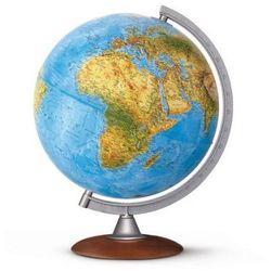 Sat Globe globus podświetlany fizyczny, kula 26 cm Nova Rico