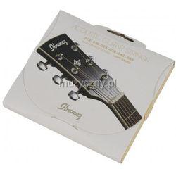 Ibanez ACS 6 C 80/20 Bronze Light struny do gitary akustycznej 12-53