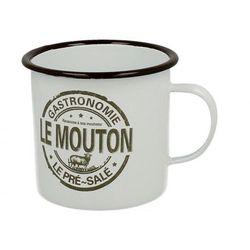 Kubek classic Mouton