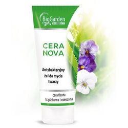 CeraNova Żel antybakteryjny do mycia twarzy 100ml