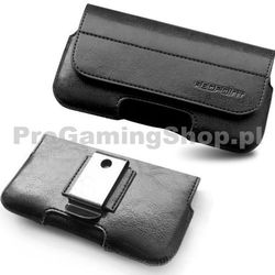 Kabura Safir Sony Xperia Z1 Compact-D5503, Czarny