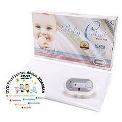 Monitor oddechu Baby Control BC-200, jedna jednostka sterująca Biała