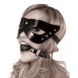 Knebel + Maska