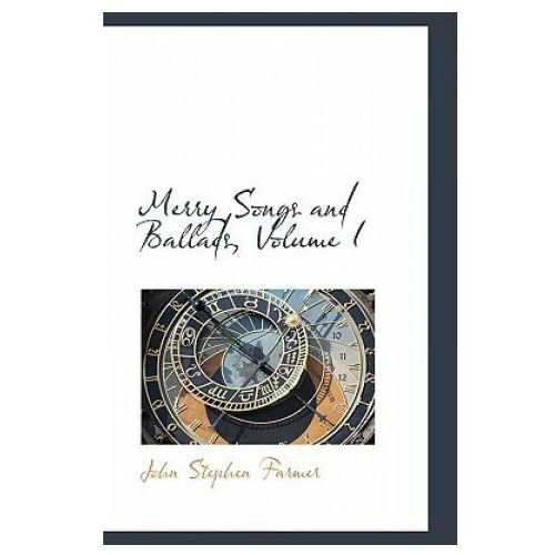 Merry Songs and Ballads, Volume I