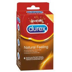 Durex Natural Feeling Kondome 8 szt.