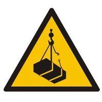 Ostrzeżenie przed wiszącymi przedmiotami (wiszącym ciężarem)