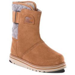 1783ff44b3f94 botki damskie buty sorel rylee nl2373 010 black - porównaj zanim kupisz