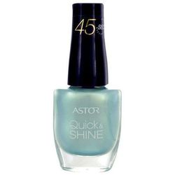 Astor Quick & Shine Nail Polish 8ml W Lakier do paznokci 304 Are You Red-y?