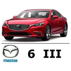 Mazda 6 III - Zestaw Premium Oświetlenie wnętrza LED - 9 żarówek
