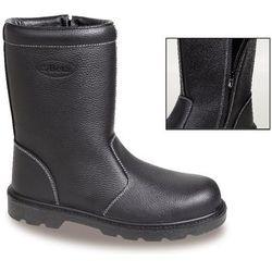 Buty robocze wysokie bezpieczne Beta 7329B