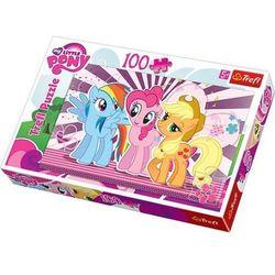 Puzzle TREFL My Little Pony - Przyjaciółki 100 szt.