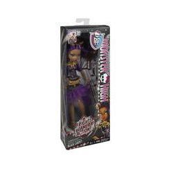 Monster High Czarny dywan Clawdeen Wolf