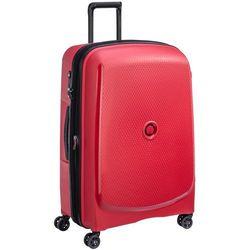 513aee86bbfb4 Delsey Belmont Plus walizka duża poszerzana 76 cm / czerwona - Red