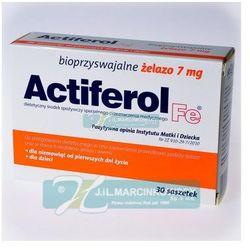 Actiferol fe 7 mg x 30 sasz