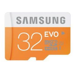 Samsung microSDHC Evo Class 10 UHS-I 32GB