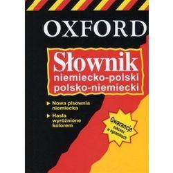 Słownik niemiecko-polski, polsko-niemiecki (opr. twarda)