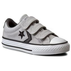 Trampki CONVERSE - Star Player Ev 3v Ox 651824C Ash Grey/Thu