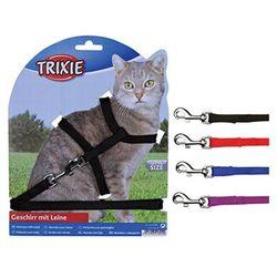 TRIXIE Szelki dla kota nylonowe 4185