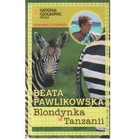 BLONDYNKA W TANZANII (opr. miękka)