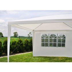 Malatec Pawilon ogrodowy 2 ścianki - 3 x 3 m - biały
