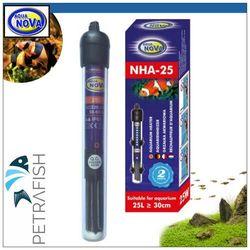 Aqua Nova NHA-100, 100W - Grzałka z termostatem akwariowa