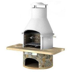 Grill betonowy Rondo wersja 6